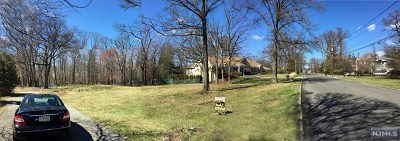 Tenafly Residential Lots & Land For Sale: 80 Woodland Street