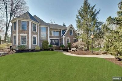 Montvale Single Family Home For Sale: 8 Quail Ridge Road