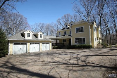 Ringwood Single Family Home For Sale: 61 White Road