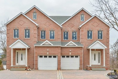 Morris County Condo/Townhouse For Sale: 70 Mountain Heights Avenue