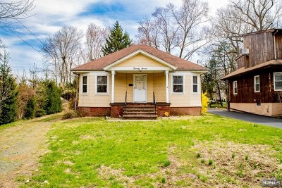 Closter Single Family Home For Sale: 27 West Street