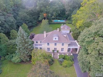 Glen Rock Single Family Home For Sale: 450 Prospect Street