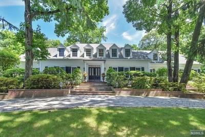 Tenafly Single Family Home For Sale: 111 Tekening Drive