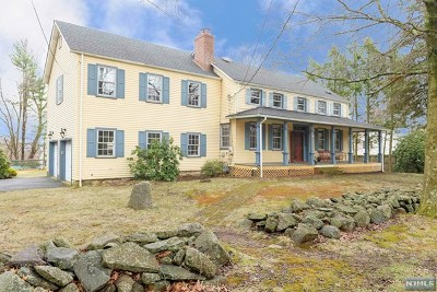Mahwah Single Family Home For Sale: 5 East Crescent Avenue