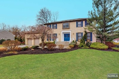 Montville Township Single Family Home For Sale: 5 Lorraine Drive
