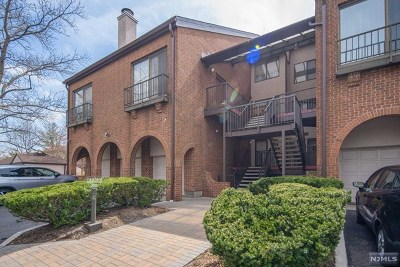 Teaneck Condo/Townhouse For Sale: 8 Whitman Court