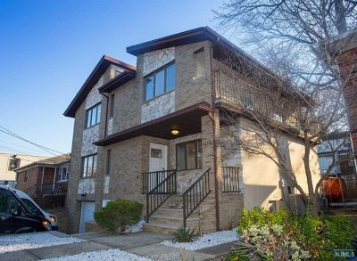 Fort Lee Single Family Home For Sale: 1270 Palisade Avenue