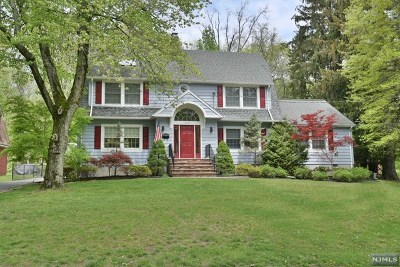 Allendale Single Family Home For Sale: 240 Brookside Avenue