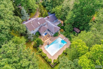 Demarest Single Family Home For Sale: 70 Madison Avenue