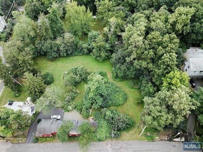 Woodcliff Lake Residential Lots & Land For Sale: 3 Ellis Court