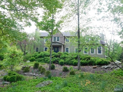 Morris County Single Family Home For Sale: 3 Huckleberry Court