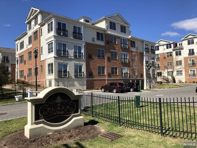 Tenafly Condo/Townhouse For Sale: 3110 The Plaza #3110
