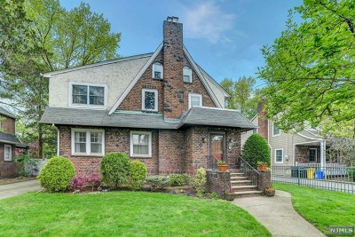 Teaneck Single Family Home For Sale: 1286 Pennington Road