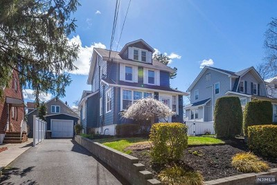 Teaneck Single Family Home For Sale: 92 Hillside Avenue