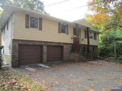 Closter Single Family Home For Sale: 408 Homans Avenue