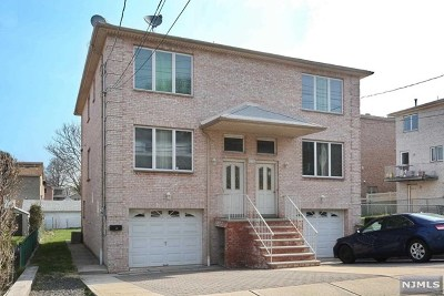 Fort Lee Condo/Townhouse For Sale: 411a Myrtle Avenue #A