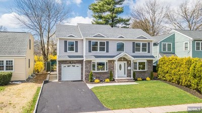Fair Lawn Single Family Home For Sale: 17-42 Hunter Place