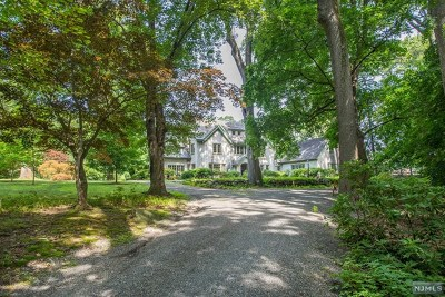Morris County Single Family Home For Sale: 166 Reserve Street