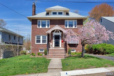 Teaneck Single Family Home For Sale: 277 Merrison Street