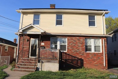 Hasbrouck Heights Single Family Home For Sale: 139 Madison Avenue