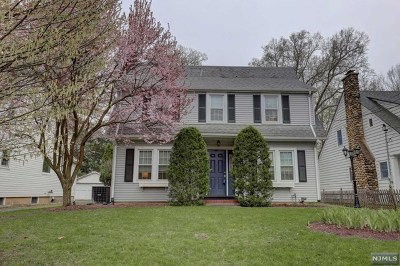 Closter Single Family Home For Sale: 32 Whitney Street