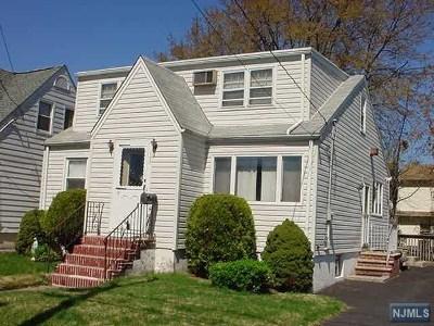 Elmwood Park Multi Family 2-4 For Sale: 177 Orchard Street