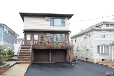 North Bergen Multi Family 2-4 For Sale: 1407 91st Street