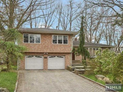 Closter Single Family Home For Sale: 38 Wilson Place