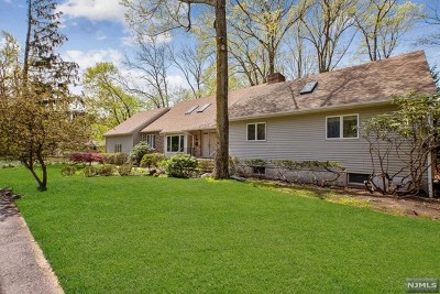 Allendale Single Family Home For Sale: 433 Hillside Avenue