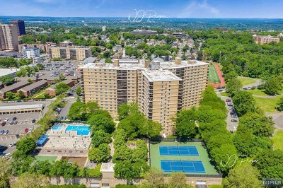 Fort Lee Condo/Townhouse For Sale: 2200 North Central Road #12k