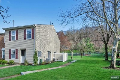 Morris County Condo/Townhouse For Sale: 21 Toms Point Lane