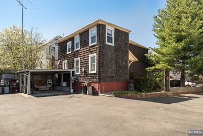 Passaic Single Family Home For Sale: 99 Park Place