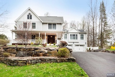 Park Ridge Single Family Home For Sale: 134 Colony Avenue