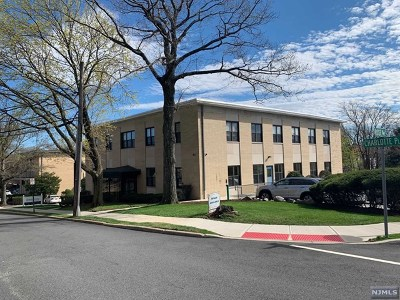 Englewood Cliffs Commercial For Sale: 120 Charlotte Place