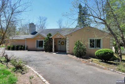 Closter Single Family Home For Sale: 546 Anderson Avenue