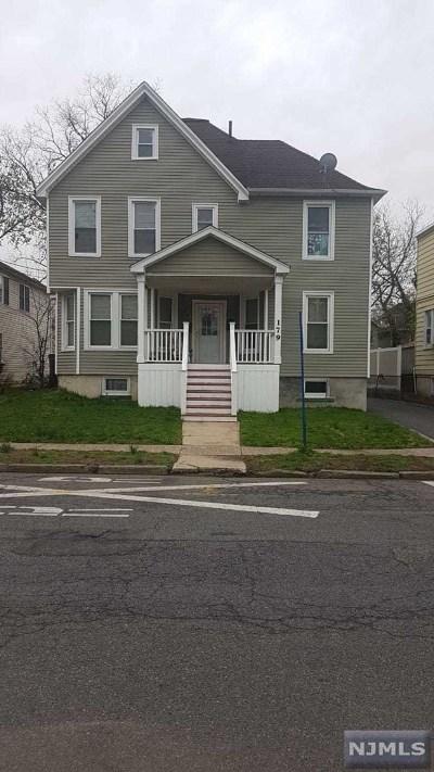 Hackensack Multi Family 2-4 For Sale: 179 Berry Street