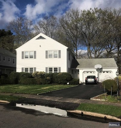 Fair Lawn Single Family Home For Sale: 4-11 4th Street