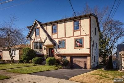 Wallington NJ Single Family Home For Sale: $499,000