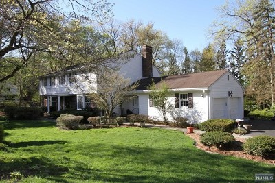 Franklin Lakes Single Family Home For Sale: 910 Huron Road