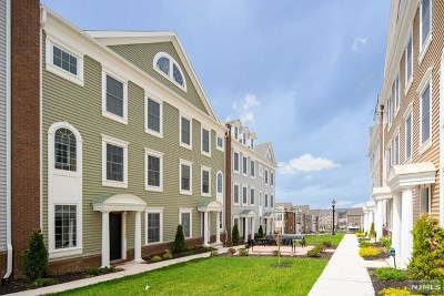 Bergen County Condo/Townhouse For Sale: 157 Roosevelt Drive
