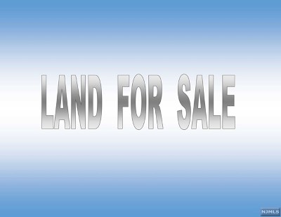 Leonia Residential Lots & Land For Sale: Summit Avenue