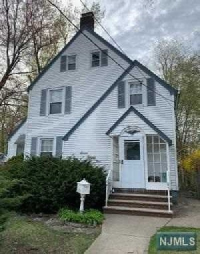 Maywood NJ Single Family Home For Sale: $438,600