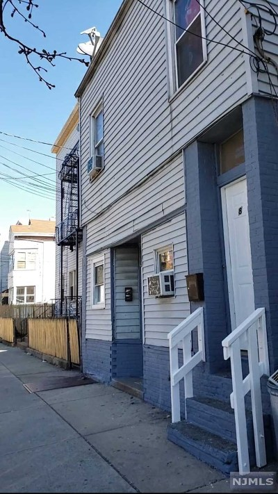 Passaic County Multi Family 2-4 For Sale: 8 4th Street