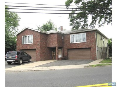 Ridgefield Park Multi Family 2-4 For Sale: 122 Bergen Turnpike