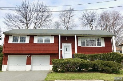 Fair Lawn Single Family Home For Sale: 41-35 Geiger Place