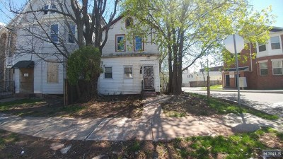 Essex County Single Family Home For Sale: 218 Peshine Avenue