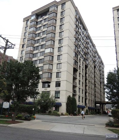 Hackensack Condo/Townhouse For Sale: 326 Prospect Avenue #10h