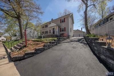 Ridgefield Park Single Family Home For Sale: 139 Gordon Street