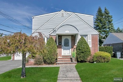 Fair Lawn Single Family Home For Sale: 1-43 Plaza Road