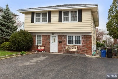 Dumont NJ Single Family Home For Sale: $469,000